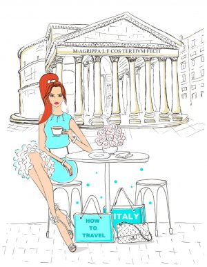 The best Rome guide book! Glam Italia! 101 Fabulous Things To Do In Rome