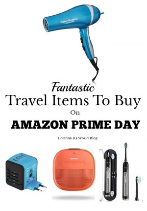 The best travel items to buy on Amazon Prime Day