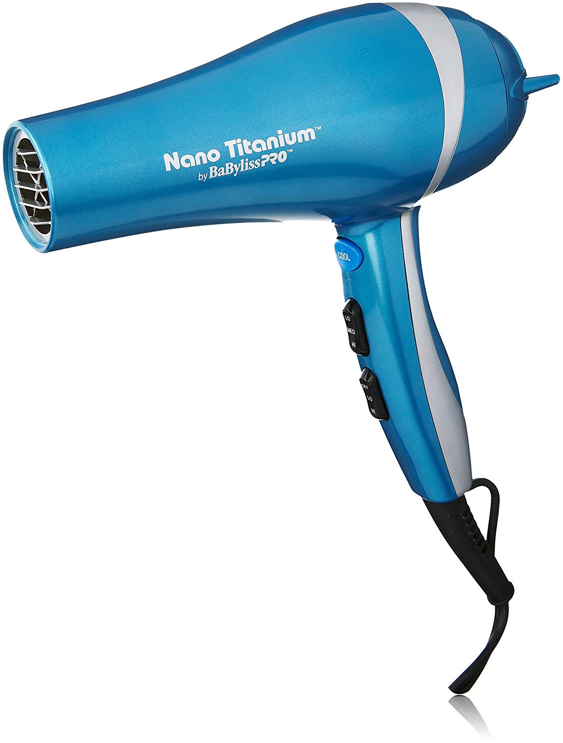 Babyliss Pro Nano Titanium Travel hairdryer, the best travel hair dryr available