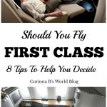 International travel tips, should you fly first class?