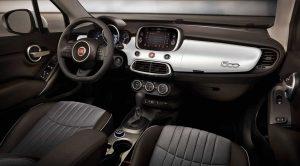 Fiat 500 XL Interior