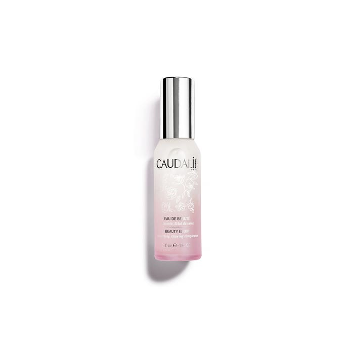 makeup artist favorite Caudalie Beauty Elixir spray in travel size