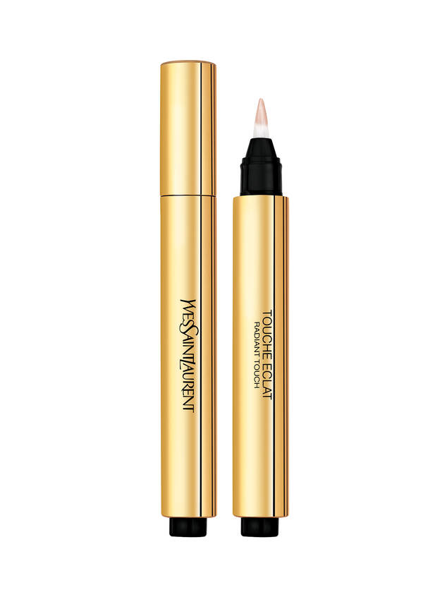 YSL Touche Eclat Under eye Luminizer, color corrector