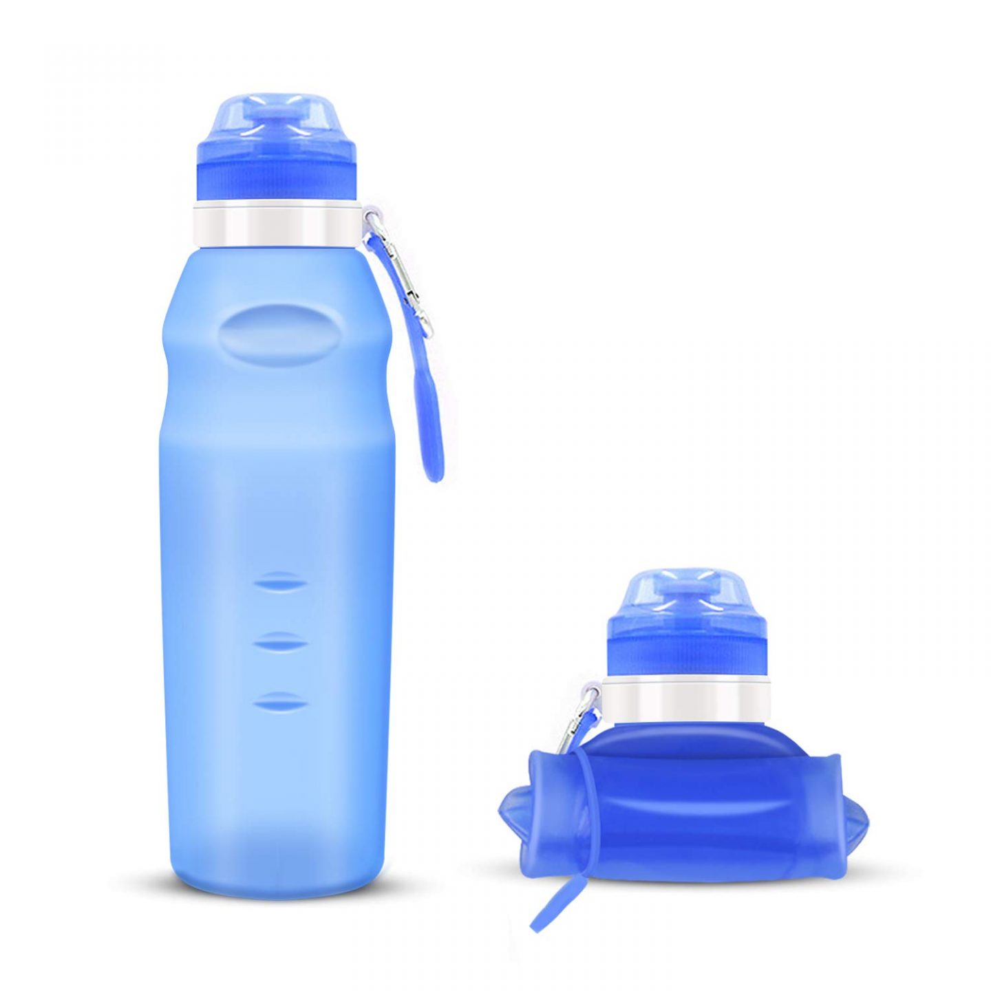 Houmagic collapsible water bottle for travel