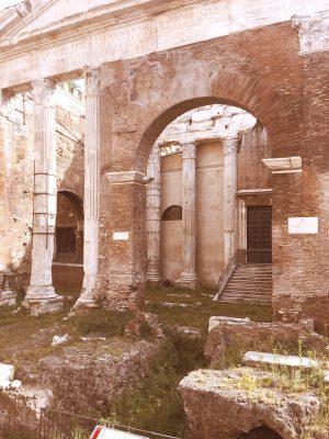 Porticus of Octavia Rome