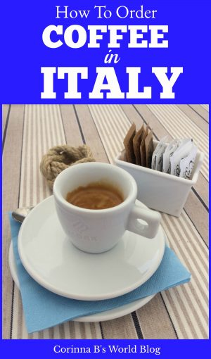 How To Order Coffee in Italy