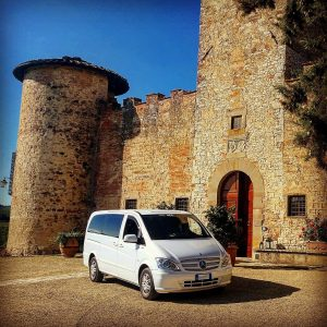 NCC licensed driver in Tuscany Luca Benfaremo