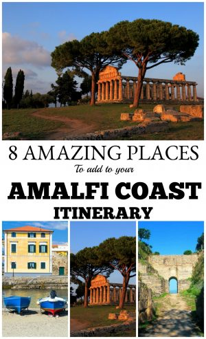 8 Amazing places to add to your Amalfi Coast itinerary
