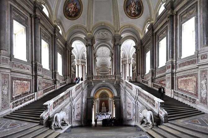 staircase caserta