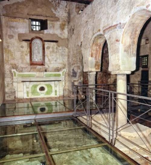 CHurch of San Fidelfo Badia Santa Maria di Pattano