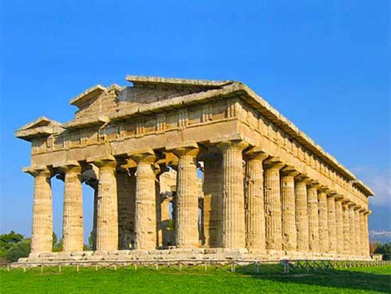 Temple Hera 2 Paestum