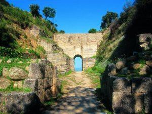 Porta Rossa, Velia