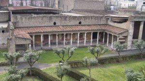 Villa di Poppea, Oplontis
