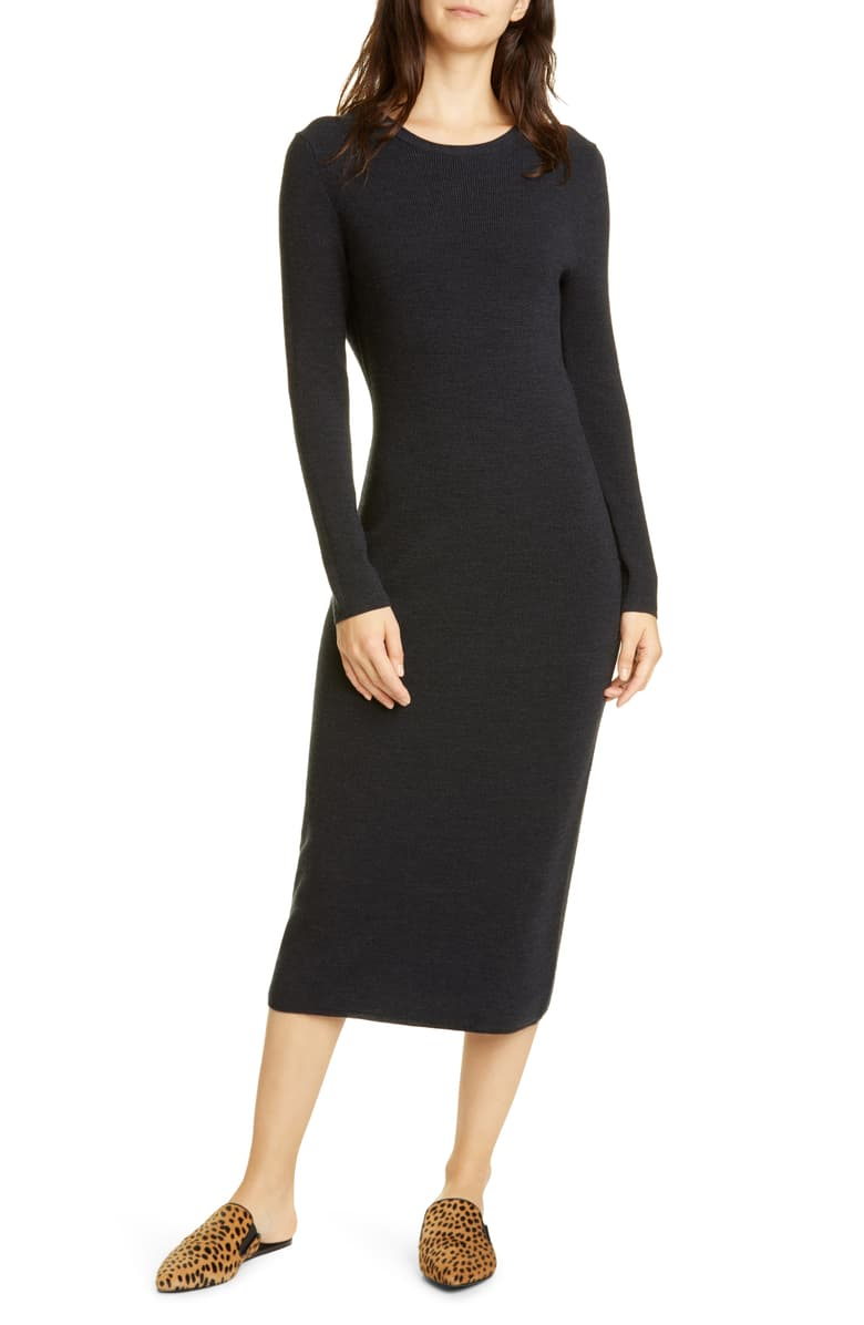 merino dress nordstrom
