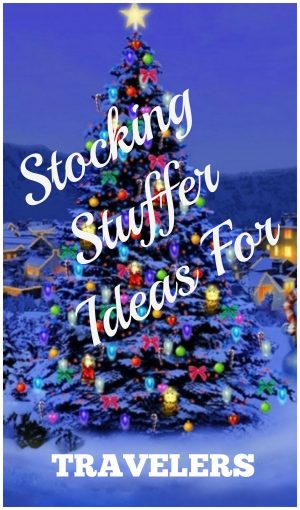 The best stocking stuffer ideas for the traveler in your life