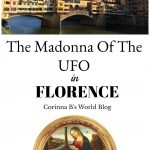 Madonna of the UFO in Florence