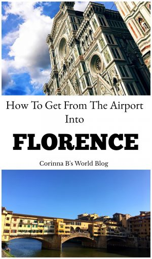 How to get to and from the airport in Florence