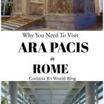 Ara Pacis, Augustus' Altar to Peace in Rome
