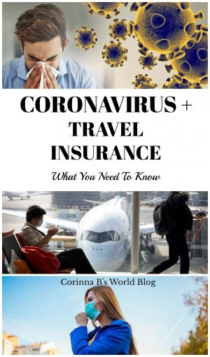 Travel insurance and coronavirus what you need to know