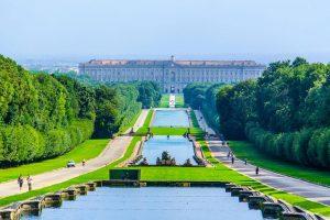 Caserta Palace near Naples