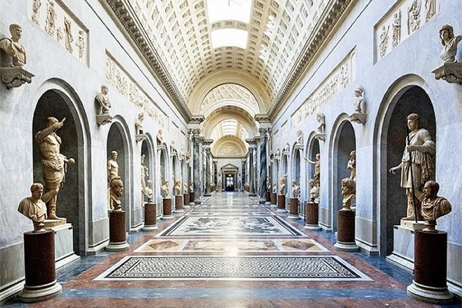 The Vatican Museums virtual tour