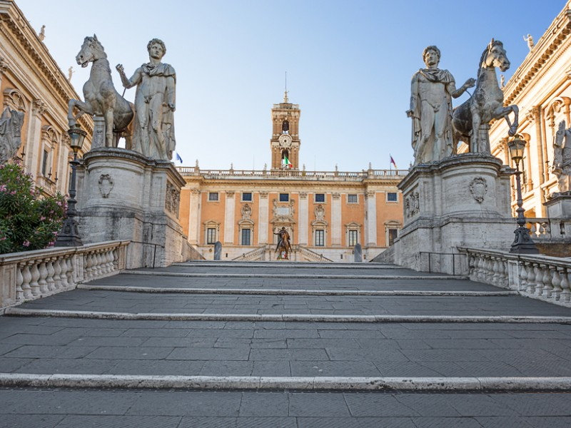 Capitoline Museum Rome, virtual tour