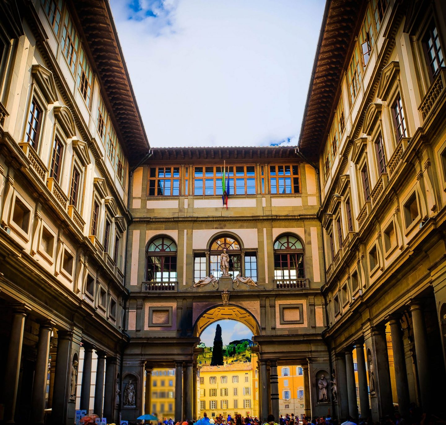 Uffizi Gallery Florence Virtual Tour