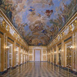 Medici Riccardi Palace Florence Giordano Gallery