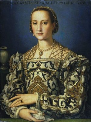 Eleonora, wife of Cosimo I de' Medici