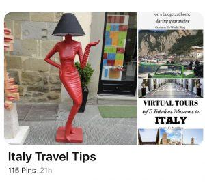 italy travel pinterest