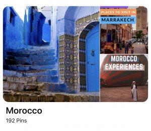 Pinterest Morocco Travel Ideas