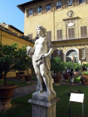 Medici Garden, Medici Riccardi Palace Florence