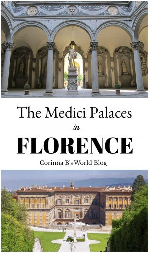 Discover the three Medici Palaces in Florence