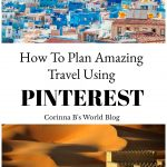 How To Plan Travel Using Pinterest