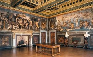 Medici apartments Palazzo Vecchio Florence