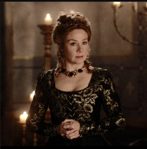 Megan Follows as Catherine de Medici in Reign