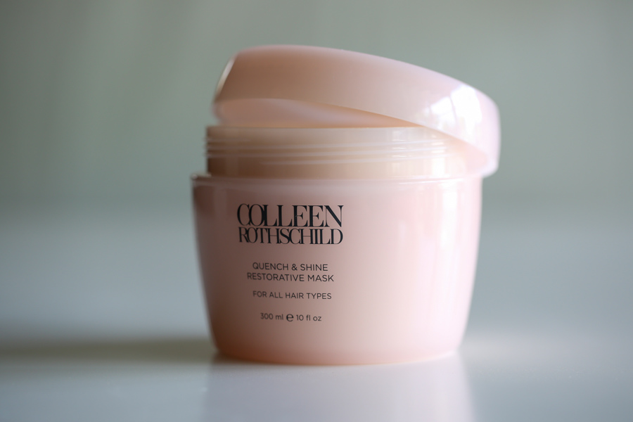 Best Hair Masks Colleen Rothschild Quench and Shine Restorative Mask
