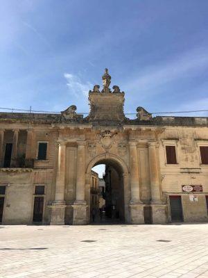 Porta San Biagio in Lecce