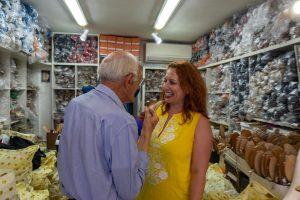Sandal Shops In Capri