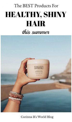 Best Hair Products For Summer