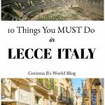 Things To Do In Lecce Italy