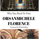 Things To Do In Florence why you should visit the church of Orsanmichele in the historic center