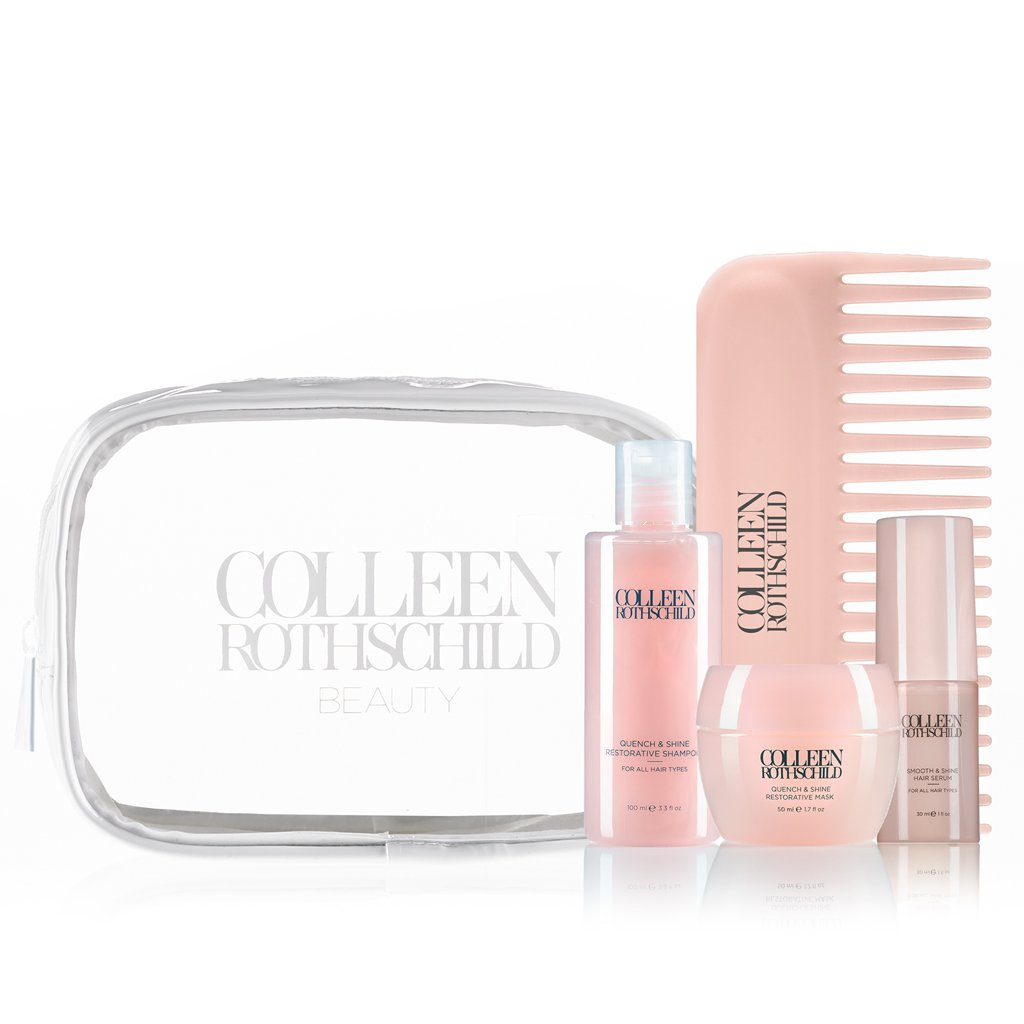 Colleen Rothschild Hair Travel Set