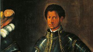 Duke Alessandro de Medici, Il Moro