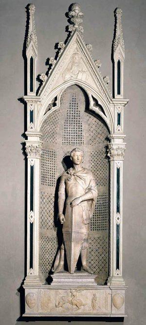 Donatello St George Oranmichele Bargello Museum