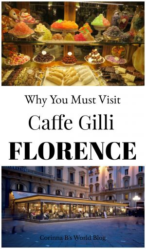 Why you need to go to Caffe Gilli in Florence