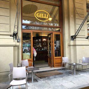 Front door caffe gilli florence