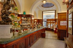 Caffe Gilli Florence pastry shop