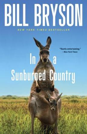 Books about travel in Australia