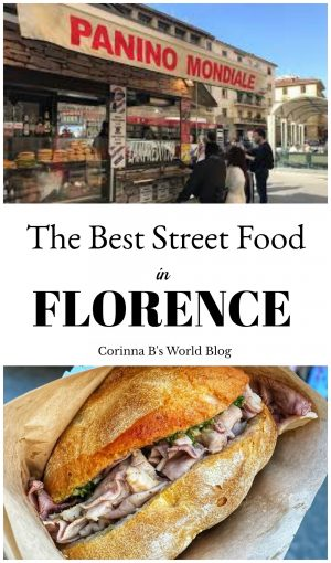 The best street food in Florence